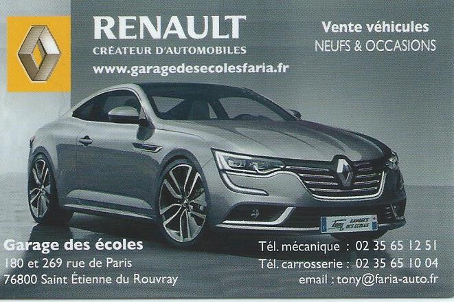 Garage des Ecoles Renault